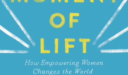 Book cover for The Moment of Lift