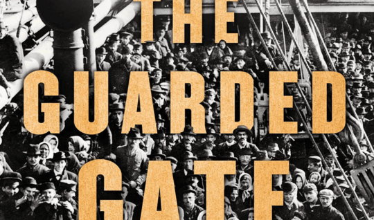 "Cover of ""The Guarded Gate"" by Daniel Okrent"