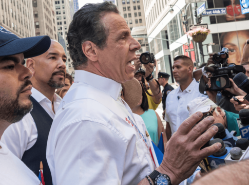 Governor Andrew Cuomo's new guidelines proposed inspecting non-public schools every five years. The rules were successfully challenged in a New York state court earlier this year.