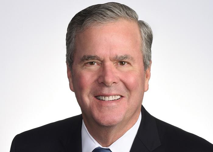 Portrait of Gov. Jeb Bush