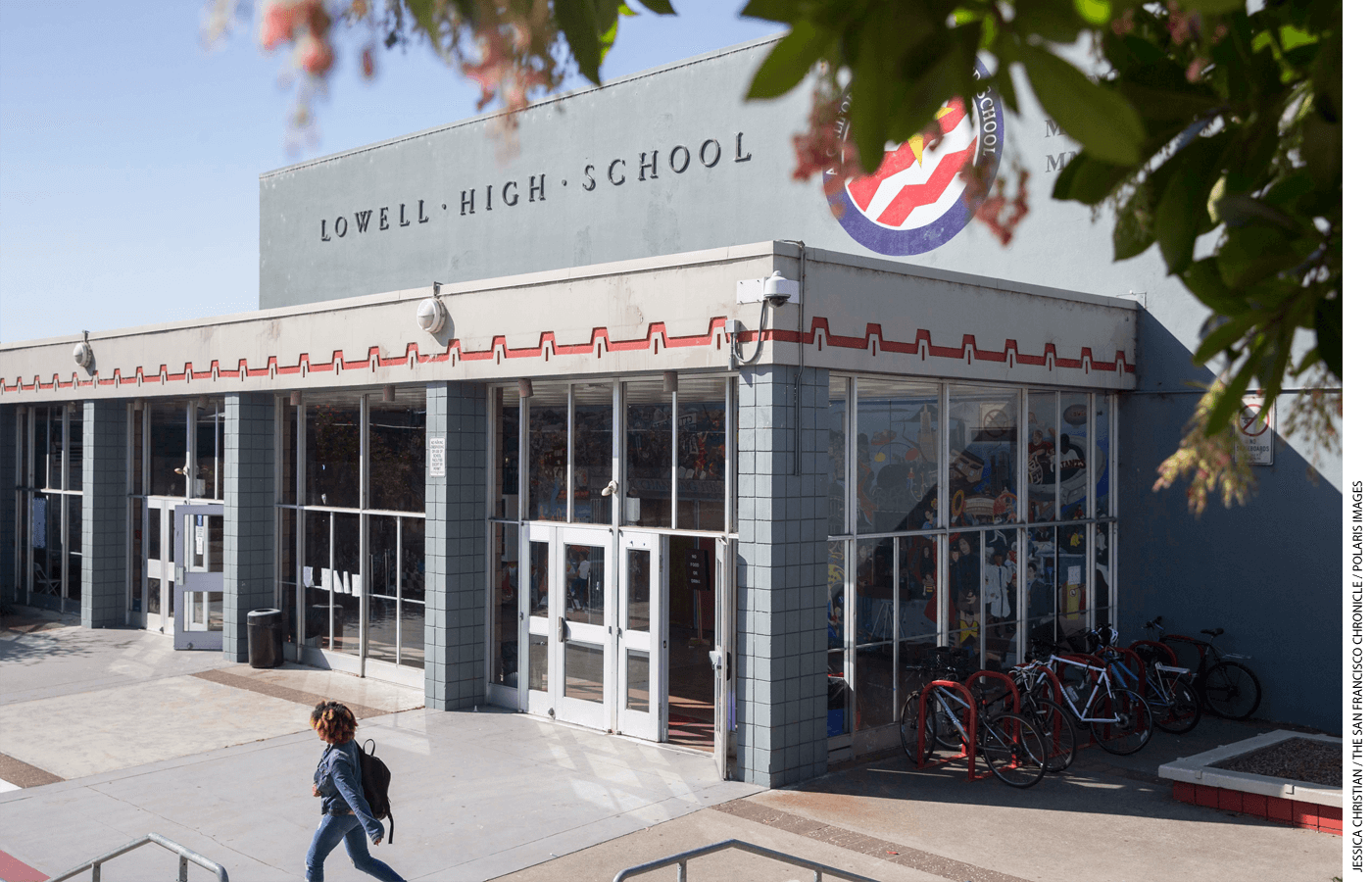 San Francisco's Lowell High.