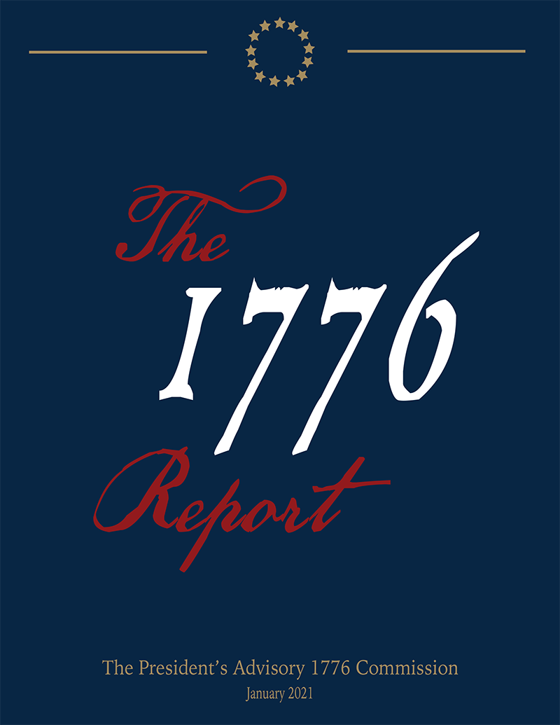 Cover of The 1776 Report