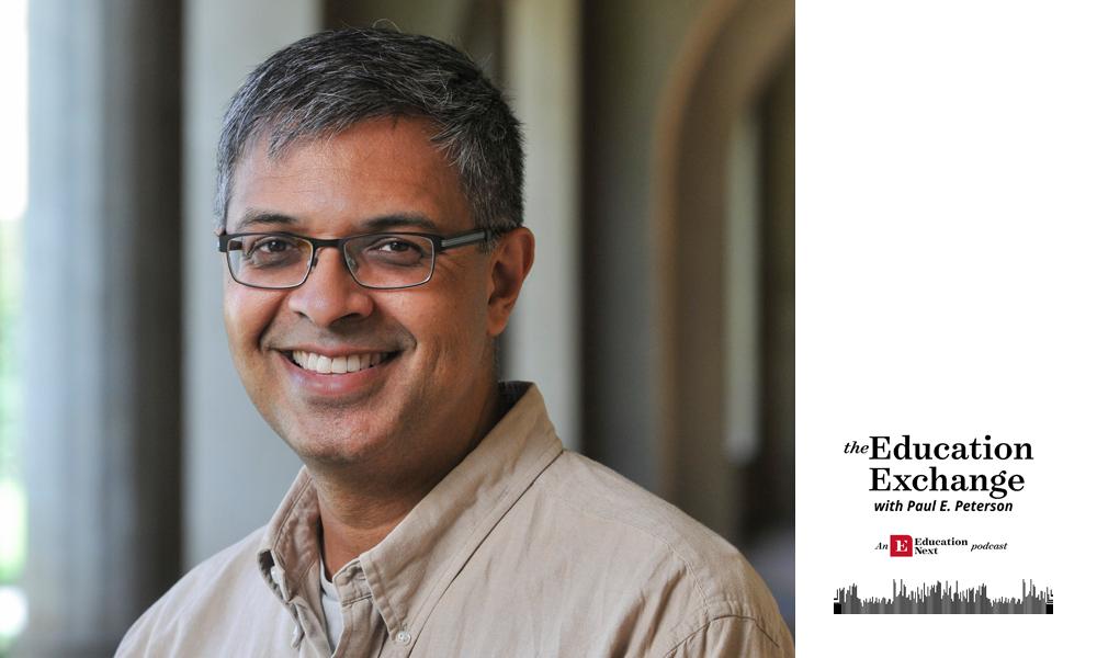 Photo of Jay Bhattacharya