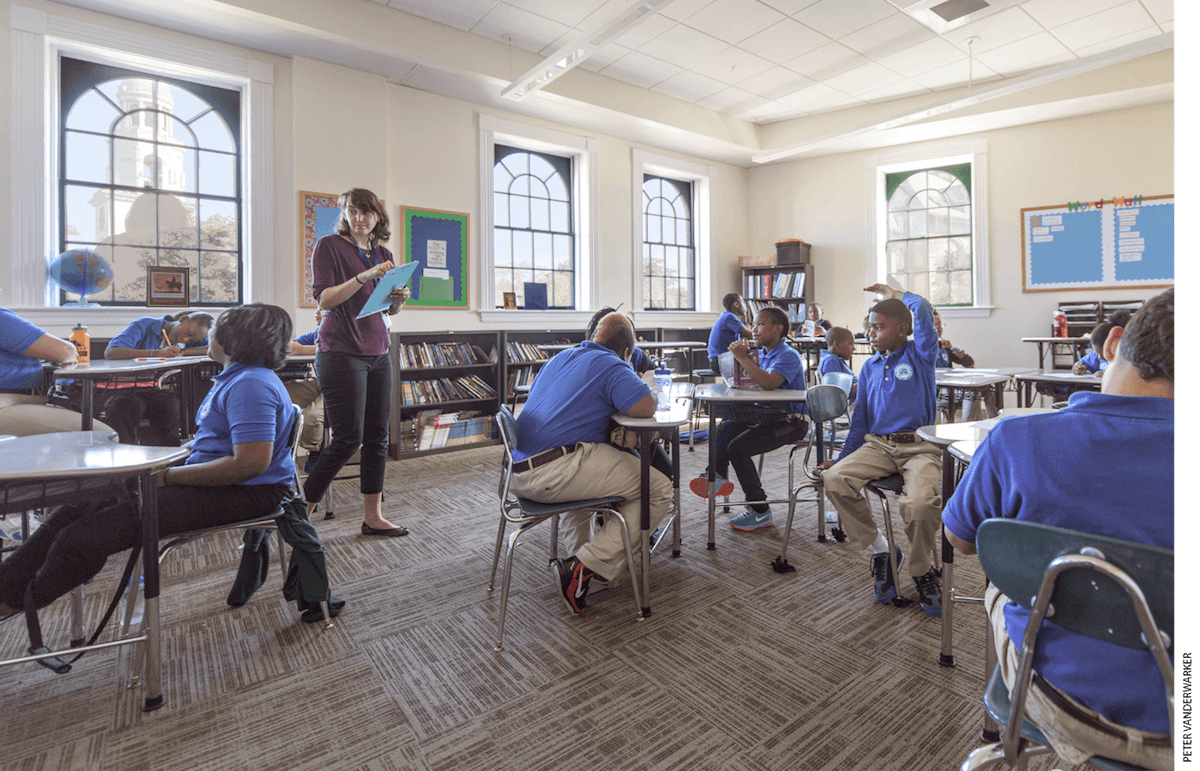 Codman Academy Charter School changed its practice of allowing students to resubmit assignments for better grades, as this amount of flexibility worked against alumni as soon as they got to college.