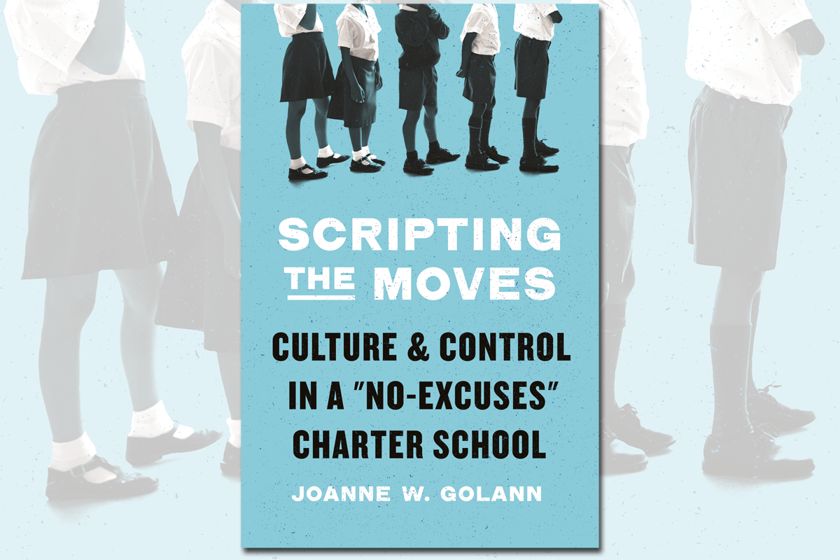 """Book cover of """"Scripting the Moves"""""""