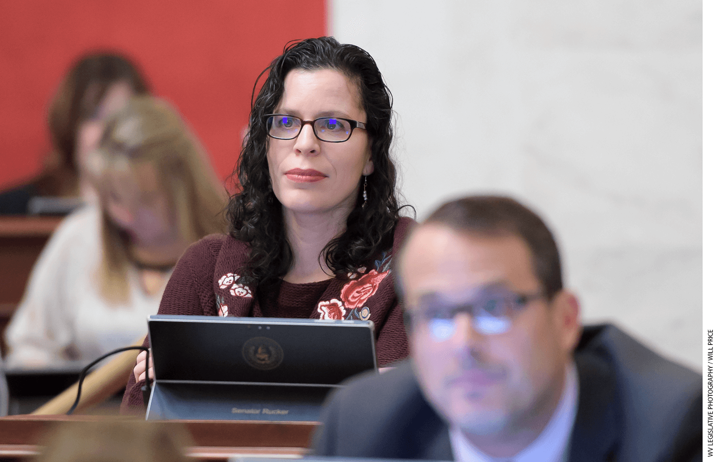 Patricia Rucker, chair of the West Virginia Senate's education committee, says education savings accounts could bring the concept of school choice to rural areas.