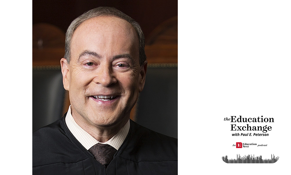 Photo of Justice Clint Bolick