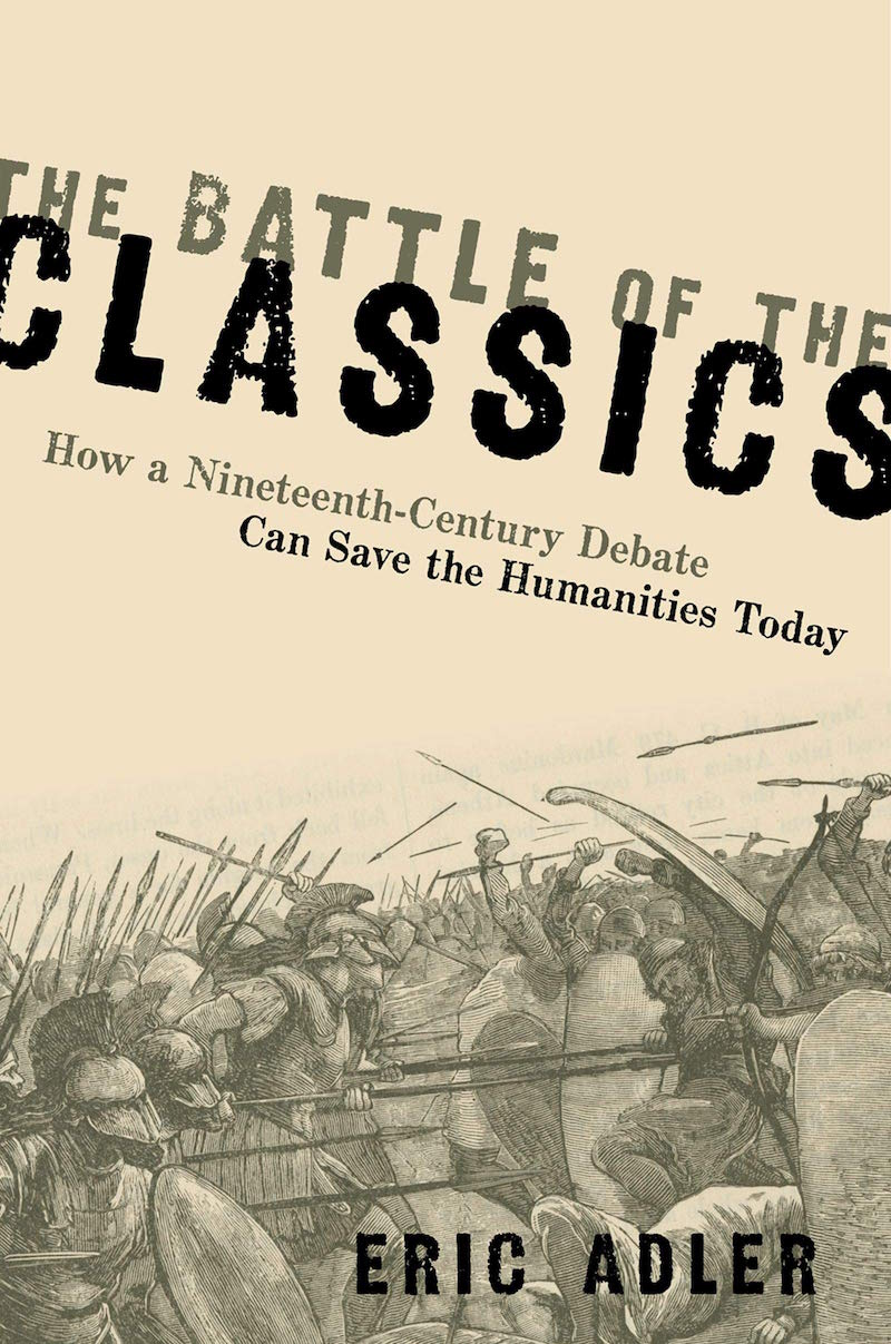 """Book cover by """"The battle of the classics"""""""