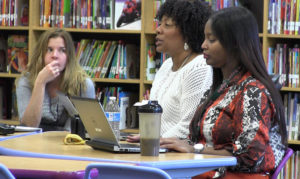 """At  Buena Vista Enhanced Option Elementary in Nashville, the principal, assistant principal, and the school's """"team of leaders"""" meet each week. The leaders are outstanding teachers who lead small teams of teachers covering one or more grades or subjects."""
