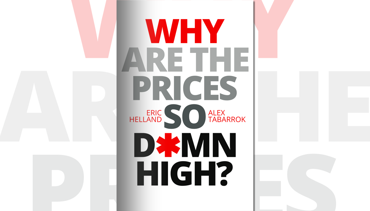 """Link to """"Why are the Prices So Damn High?"""""""