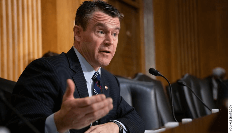 Senator Todd Young introduced the bipartisan bill, The ISA Student Protection Act of 2019.