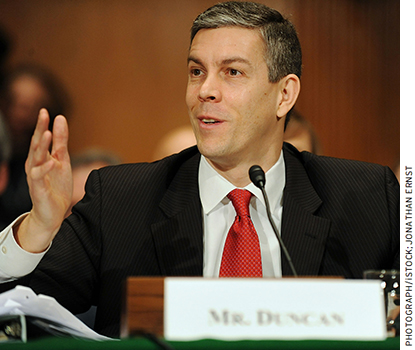 The one exception to the DCL's flawed invocation of research is its discussion of teacher quality. To his credit, Secretary Duncan has focused on this crucial source of inequality.