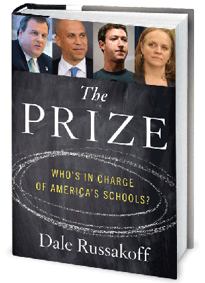 The Prize, published just as Cerf became superintendent, examines the difficulties in implementing change in Newark.