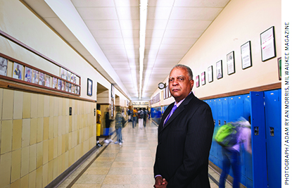 Alonso's successor, Gregory Thornton, moved toward a differentiated autonomy model, where resources for some of the city's most struggling schools are controlled almost entirely by the district. He left Baltimore in May.