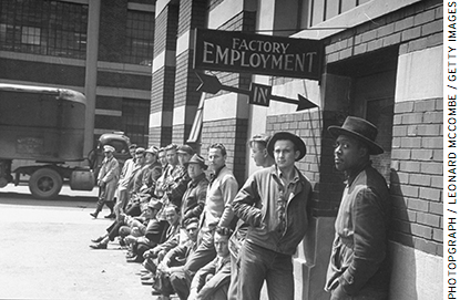 Until the late 1950s, unemployment rates and welfare application rates had risen and fallen together. But starting in the late '50s, welfare rolls increased even when unemployment was low and the economy was strong.