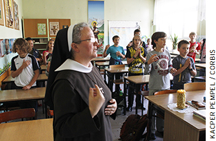 Catholic schools in particular have long been singled out for their strong results in terms of graduation and college-going rates.