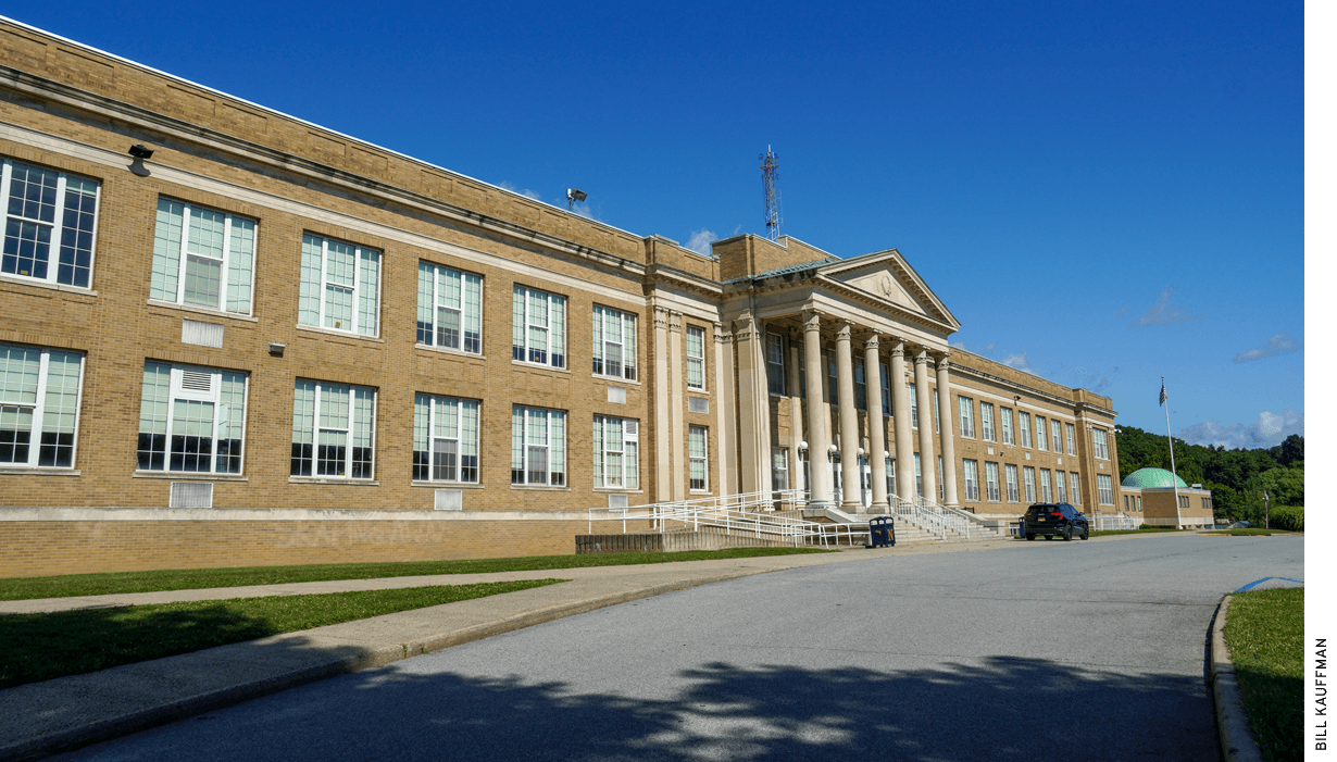 """A grand-jury investigation focused on the Newburgh Free Academy found """"systemic failure,"""" including grade changing and manipulation of attendance records."""