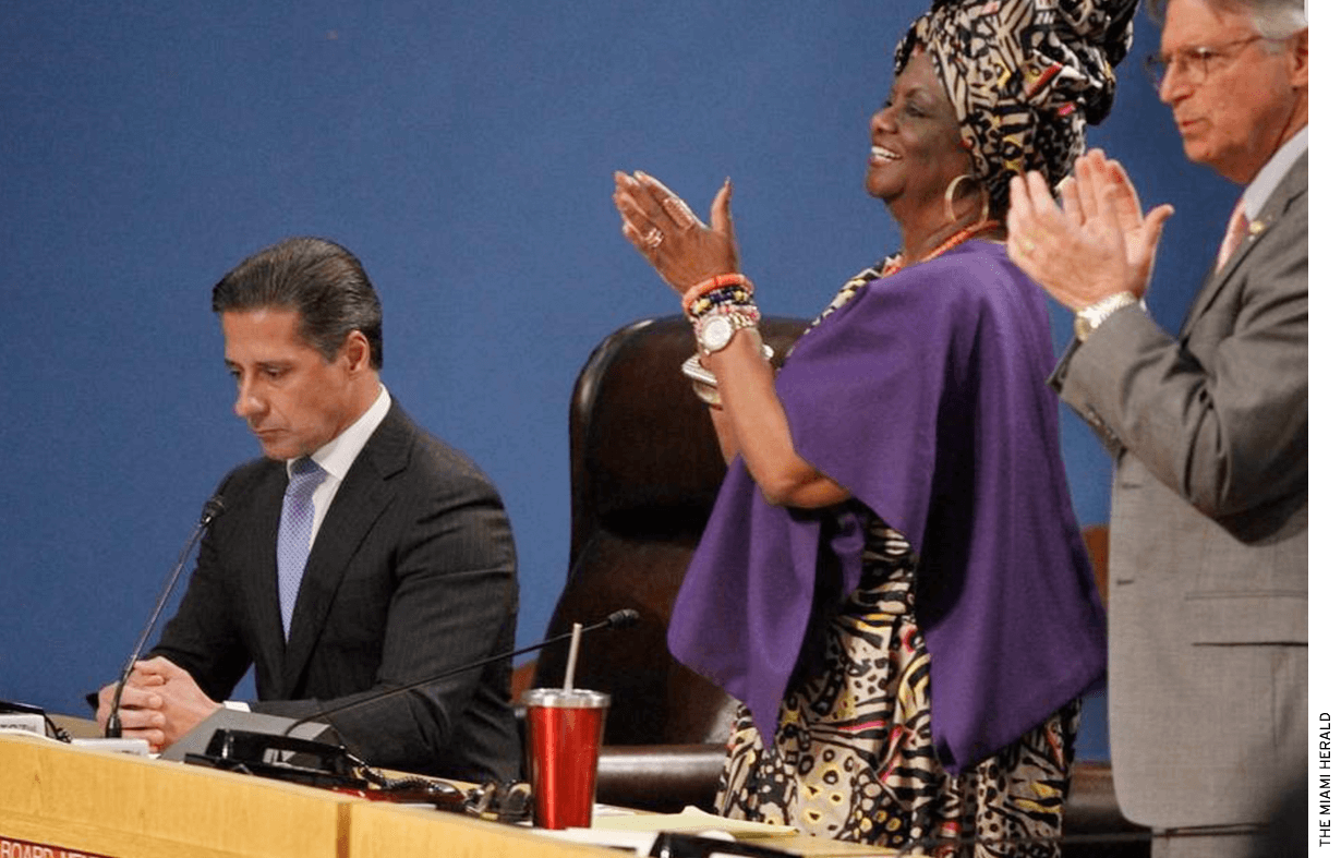 When Alberto Carvalho announced his decision in March 2018 to stay in Florida rather than leave for a job running New York City schools, Miami-Dade school board members cheered.
