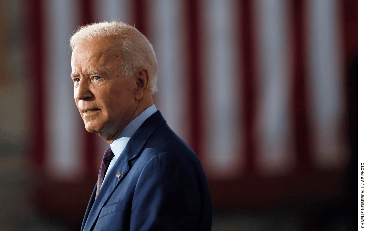 Democratic presidential candidate Joe Biden has proposed to triple federal Title I funding, to schools serving lower-income students.