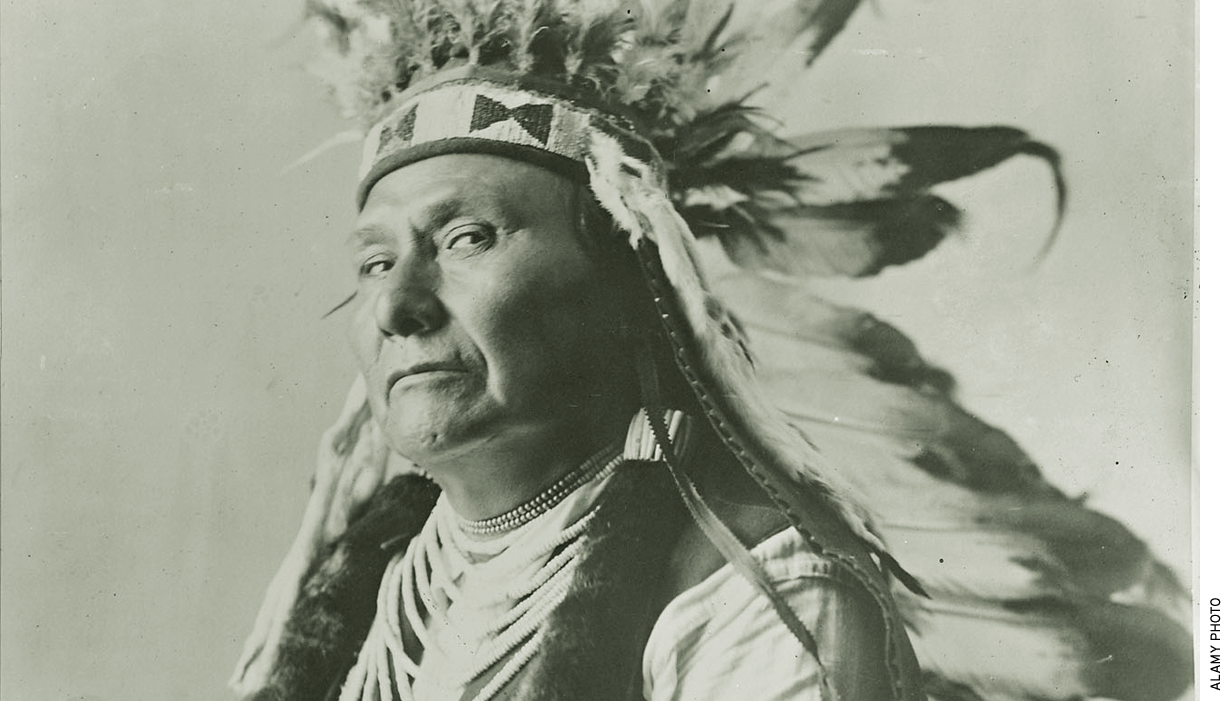 Chief Joseph led his small tribe in a fight against the United States Army in the 1870s