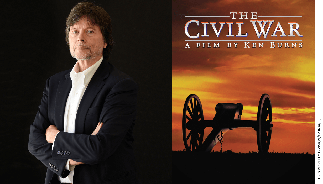 The Civil War documentary series by Ken Burns that aired in 1990 drew about 14 million viewers, a sign that Americans have an appetite for history.