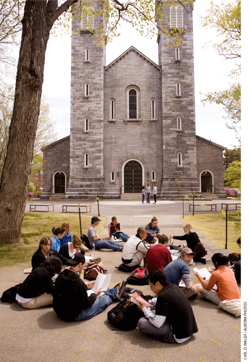 Bowdoin College in Brunswick, Maine, announced an SAT-and- ACT-optional admissions policy in 1969, setting a precedent.